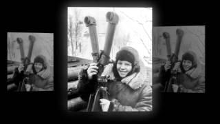 Копия видео Шли девчата по войне