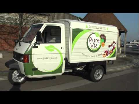 piaggio ape tm van youtube. Black Bedroom Furniture Sets. Home Design Ideas
