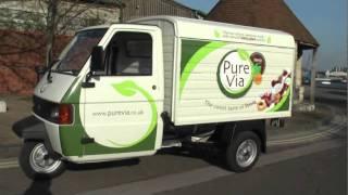 Piaggio Ape TM Van