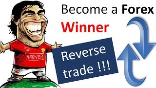 Simply reverse the direction of many losing EAs or forex robots & instantly become a Forex winner!