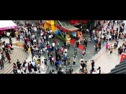 Life on Speed - ShenZhen China the Busiest Places 🚗 🏃