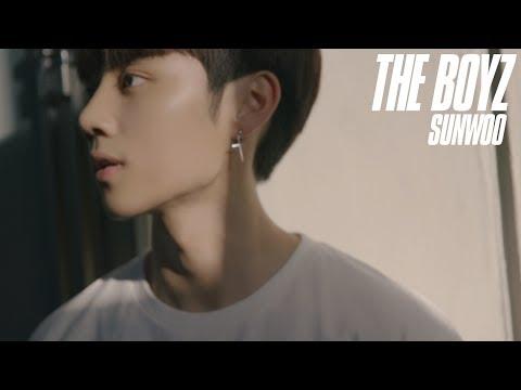 더보이즈(THE BOYZ) X DAZED PROFILE FILM #03 선우(SUNWOO)