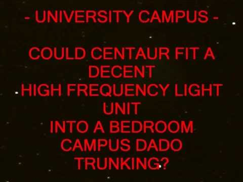 TRUNKING LIGHT & EVERYTHING... CENTAUR (See Note Below)