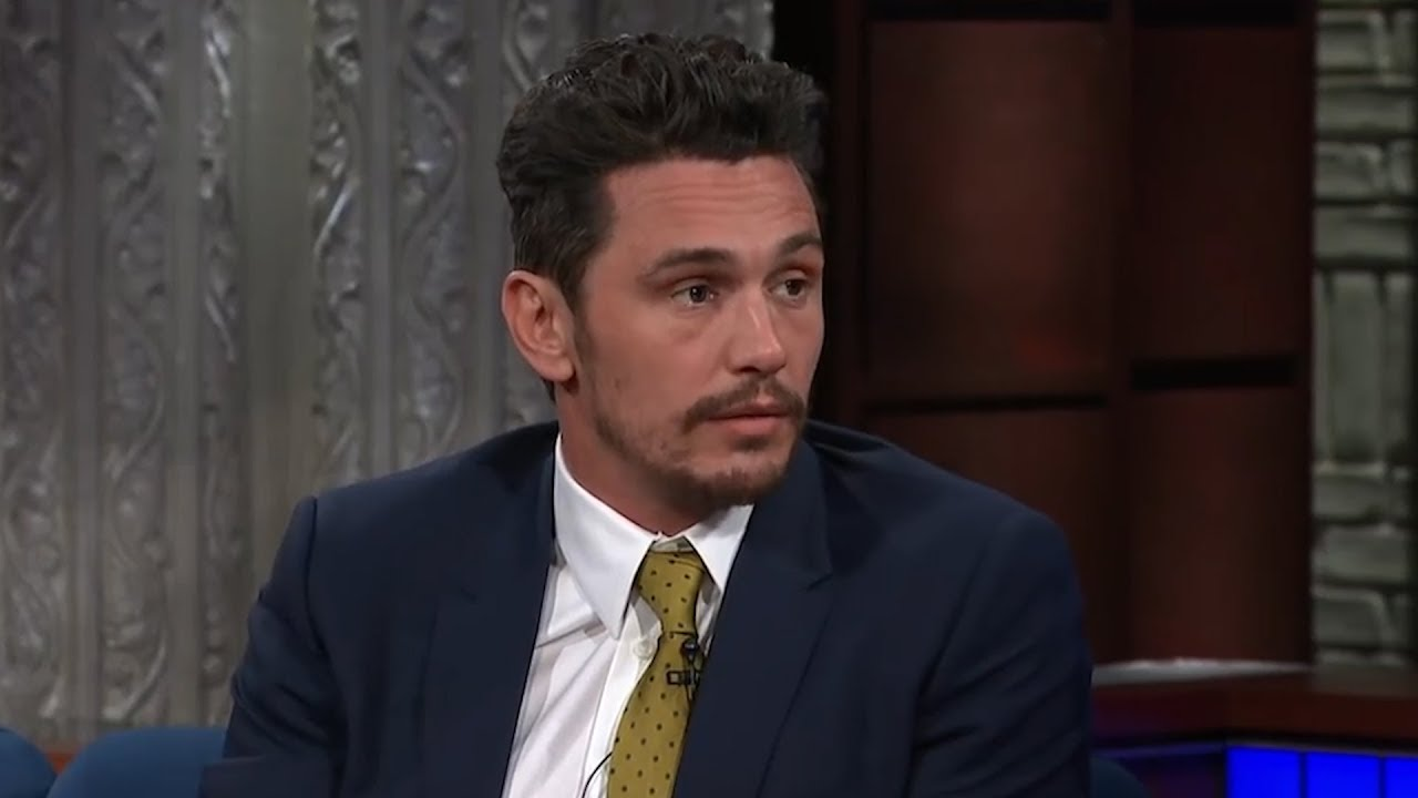 JAMES FRANCO Responds to SEXUAL HARASSMENT ALLEGATIONS ...