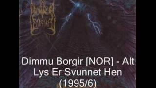 Magnum - Sacred Hour vs Dimmu Borgir - Alt Lys Er Svunnet Hen.
