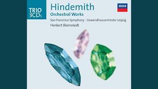 Hindemith: Symphonia Serena - 4. Finale. Gay