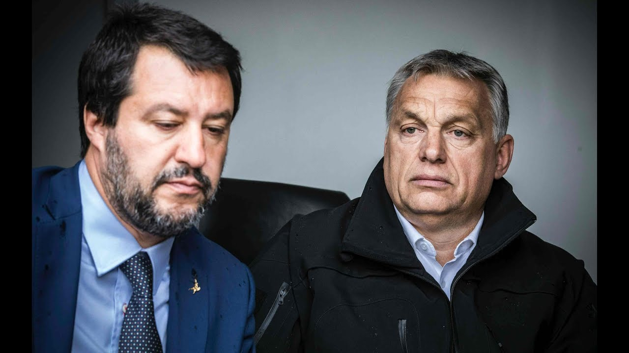 Orbán drängt EVP zu Kooperation mit Salvinis rechter Lega
