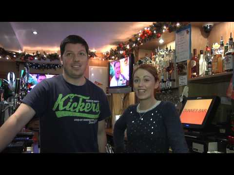 The Management and Staff at Dunnes Bar Main Street Cavan Send Christmas Greetings
