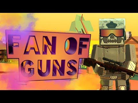 Fan of guns 1 на 1 с другом