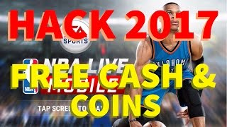 NBA LIVE Mobile Hack | NBA LIVE Mobile Glitch | Android and iOS