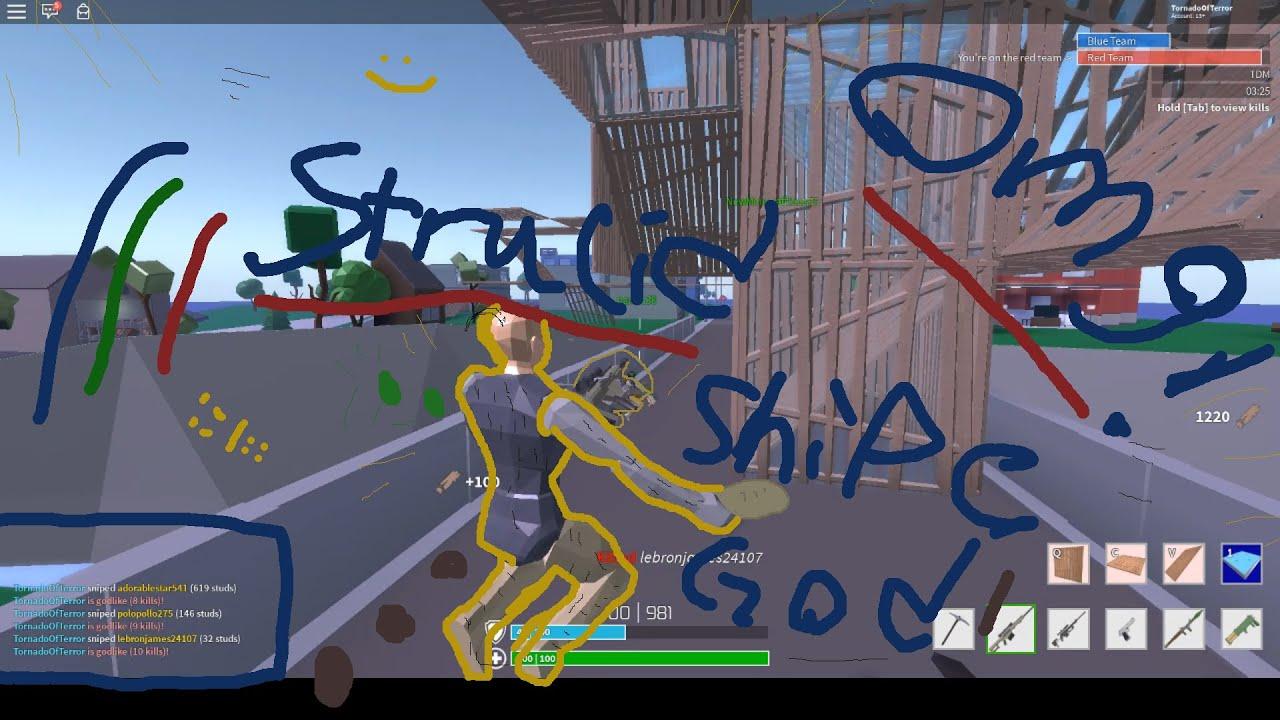 Cool Snipes Strucid Snipe God (NO HACKS) - YouTube