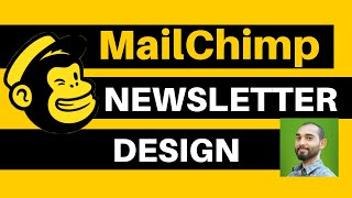 5. Mailchimp Email Newsletter Template Design Tutorial - Full FREE Email Marketing Tutorial 2019