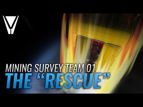 "Mining Survey Team 01: The ""Rescue"""