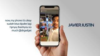 Testimony with Dr. Gadget - Javier Justin