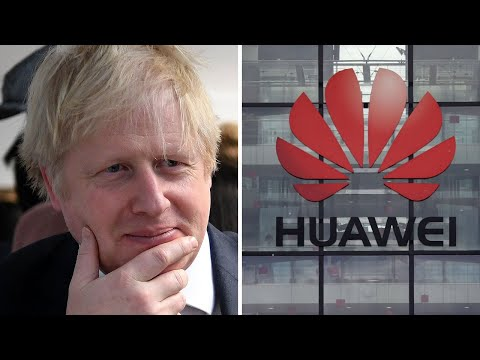 video: Boris Johnson to defy warnings from Trump and own MPs to announce Huawei will build part of 5G network