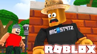 THE SEEKER ALMOST CAUGHT ME!! (Roblox Hide and Seek)
