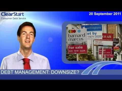 Debt Management: downsize?