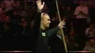 Snooker - Paul Hunter Grandstand tribute