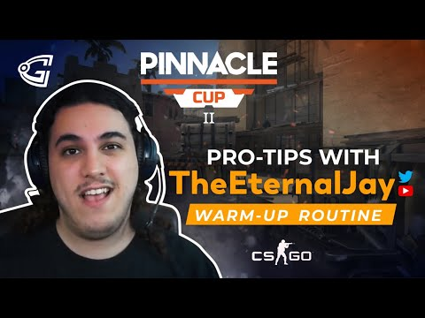 GOSU GUIDE: Warm Up Routine with TheEternalJay