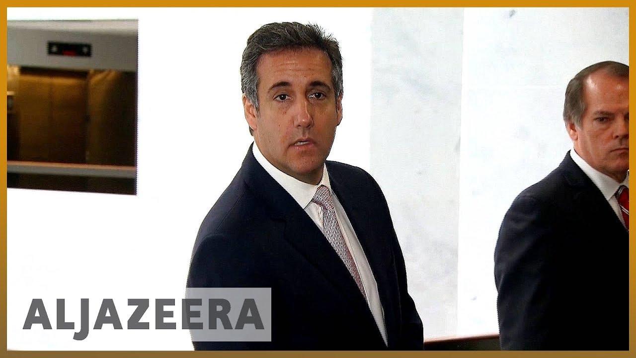 🇺🇸Trump's former lawyer Michael Cohen faces jail | Al Jazeera English