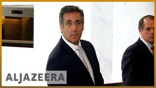 🇺🇸Trump's former lawyer Michael Cohen faces jail | Al Jazeera English
