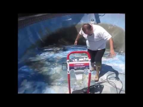 Swimming Pool Cleaning Funny Clips Youtube