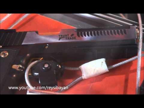 Arms Show 2013: The Norinco Pistols @ 21st DSAS