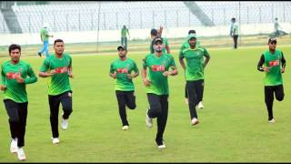 শেষ সময়ের প্রস্তুতিতে যা করছেন টাইগার বাহিনী | Bangladesh Cricket Team In New Zealand | Bangla News