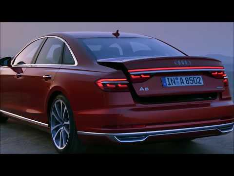 2018 Yeni Audi A8! Bu özellikler hiçbir arabada yok!