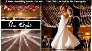 Beach Wedding Invitation | 5 Cheap Wedding Decoration Ideas | Unique | Best