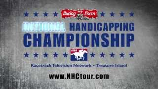 The $2.5 million Daily Racing Form/NTRA NHC – Treasure Island Las Vegas – January 28-30, 2016