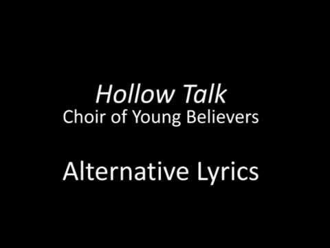 THE BRIDGE theme lyrics (Hollow Talk) - ALTERNATIVE LYRICS