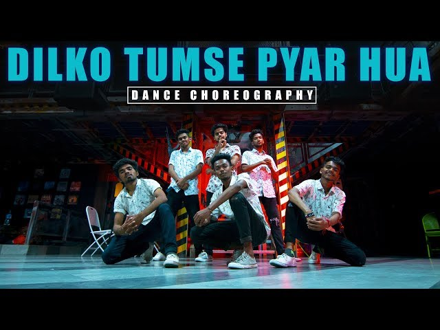 The Kings | Lyrical Dance Choreography | Dilko Tumse Pyar Hua | Avinash Rangwani