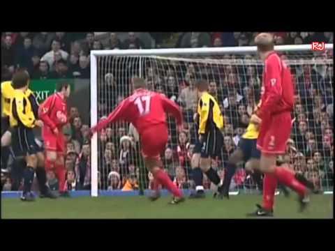 Steven Gerrard - Legend
