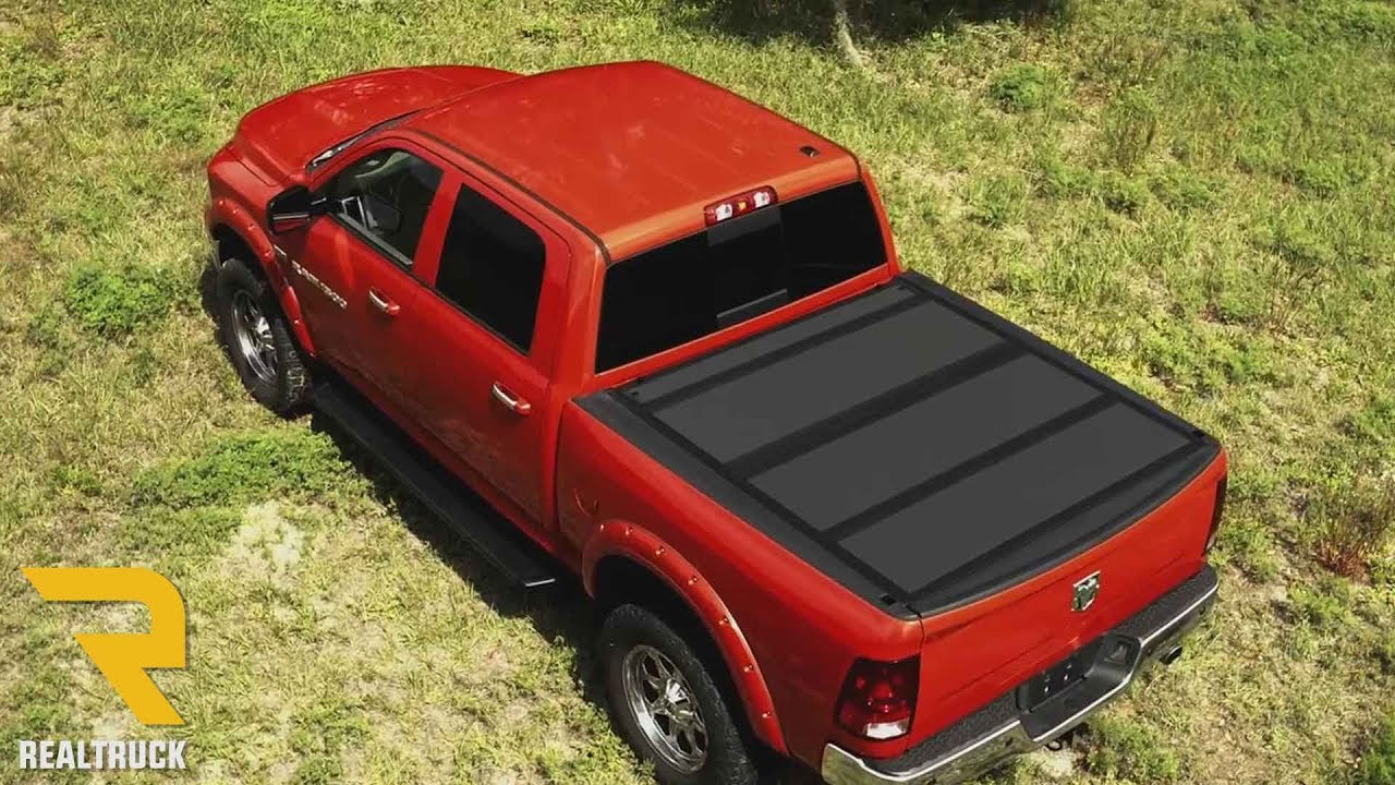 Dodge Ram 1500 R T >> BAKFlip MX4 Tonneau Cover Fast Facts on a 2012 Dodge Ram 1500 - YouTube