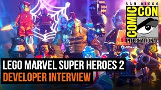 Inside info on LEGO Marvel Super Heroes 2 from SDCC