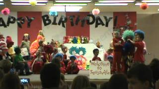 Sand Hill Elementary School PTA Program About Dr. Seuss