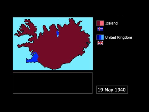 [WWII] The British Invasion of Iceland (1940): Every Day