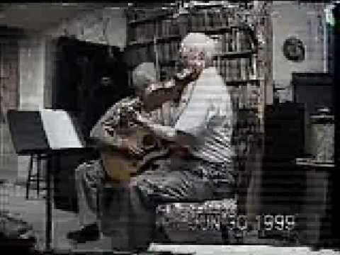 Paul Poirier Accompanies the Fiddle - Tune #18