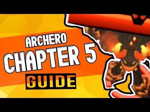 ARCHERO: Chapter 5 Guide - How To Beat ALL 1 - 50 Levels! | Tips & Tricks | Gameplay