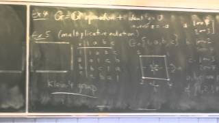 AlgTopReview2: Introduction to group theory