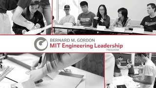 Gordon-MIT Engineering Leadership Program
