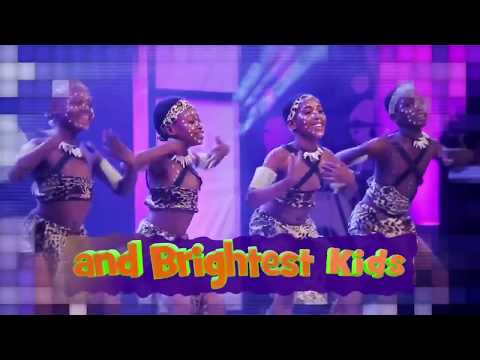 The Best Performance Ever-Talented Kids Show-highlife Song Performace.