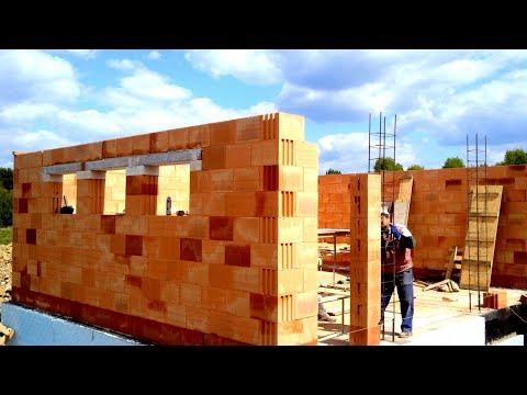 BUILDING TUTORIAL PART2 CH.2 - BRICKLAYING  LOAD BEARING WALLS