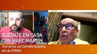 Quédate en casa con Marc Martín: Carmelo Ezpeleta, jefe de Dorna.
