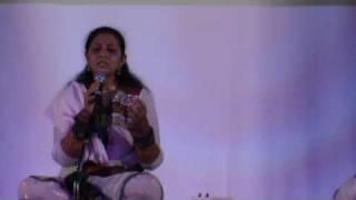 Maharashtra Mandal Singapore Chandra ahe sakshila - kalidar kapuri pan
