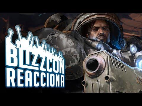 BlizzCon Reacciona: Starcraft F2P