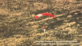 Alan Eustace Space Jump Record