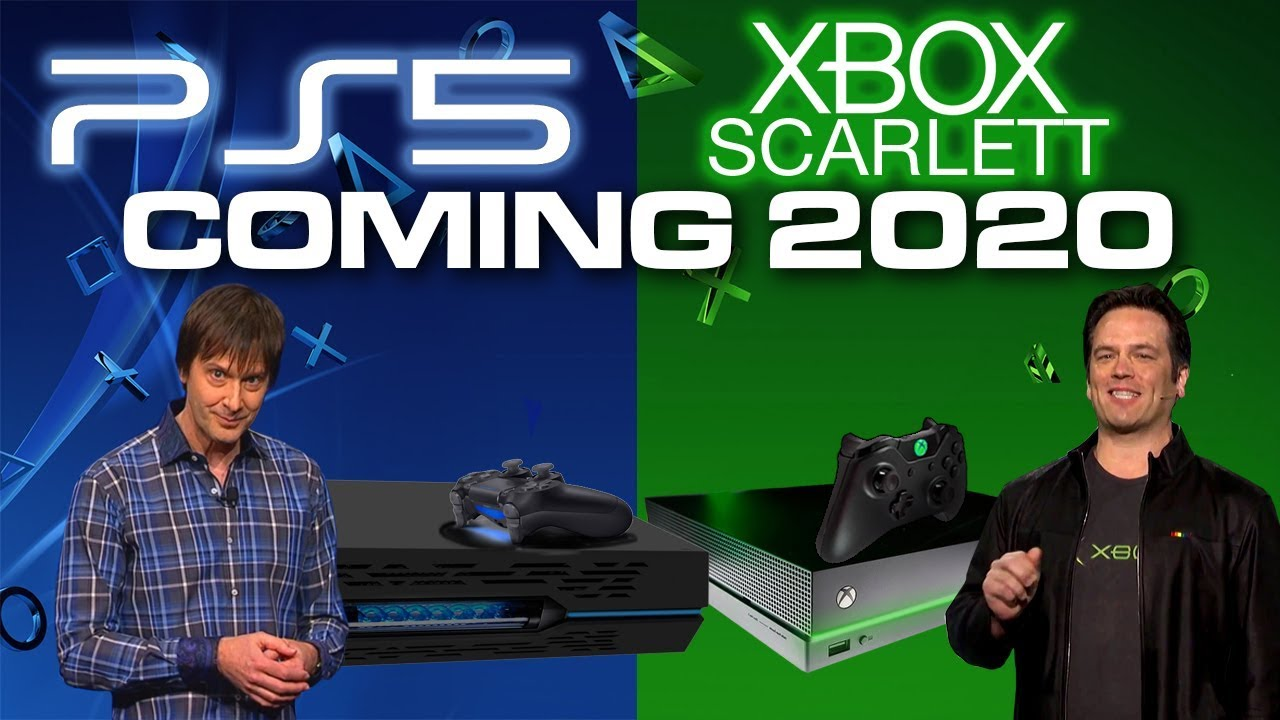 Xbox Anaconda Lockhart and PS5 Coming in 2020 - Hardware ...