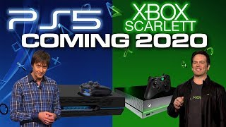 Xbox Anaconda Lockhart And Ps5 Coming In 2020   Hardware And Cost   Colteastwood